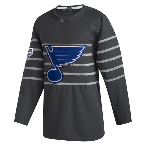 St. Louis Blues adidas 2020 NHL All-Star Game Authentic Jersey - STL Authentics