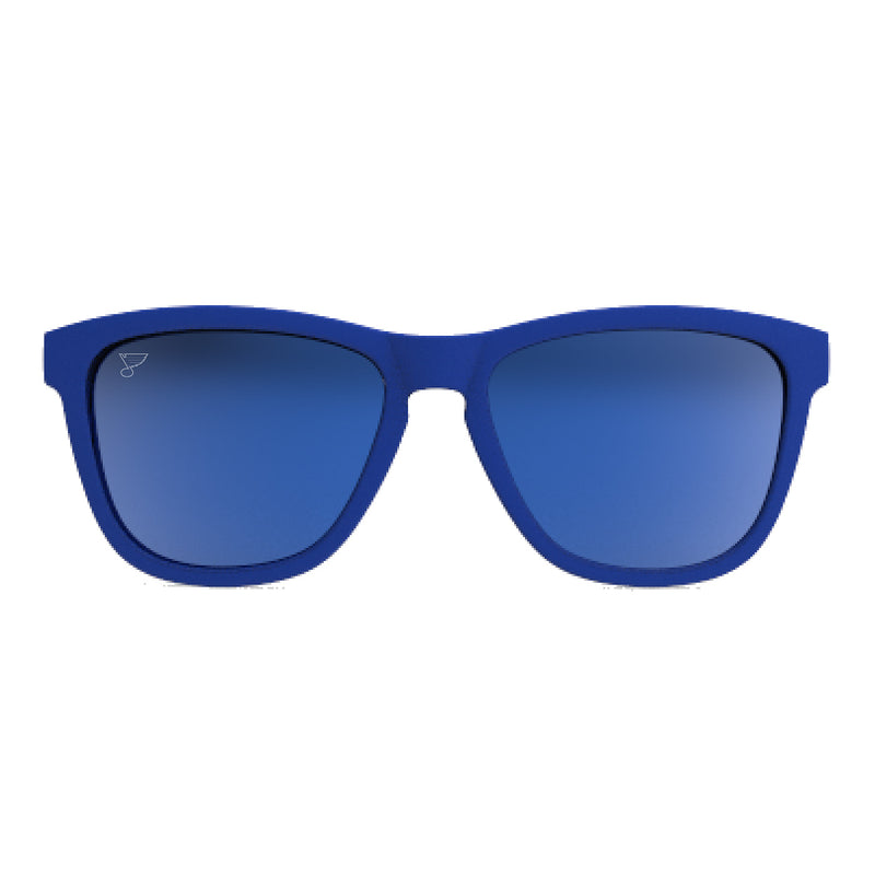 St. Louis Blues Goodr OG Running Sunglasses
