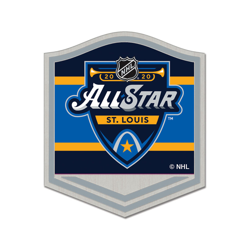 NHL All-Star 2020 WinCraft Primary Event Pin | STL Authentics
