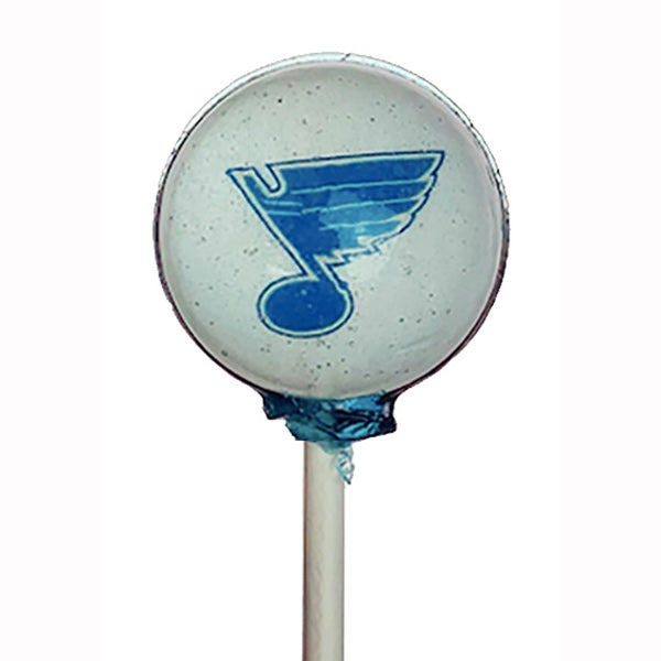 St. Louis Blues Lolly Pop - STL Authentics