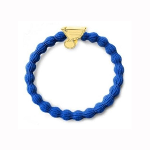 St. Louis Blues Note Charm Bracelet and Hairband