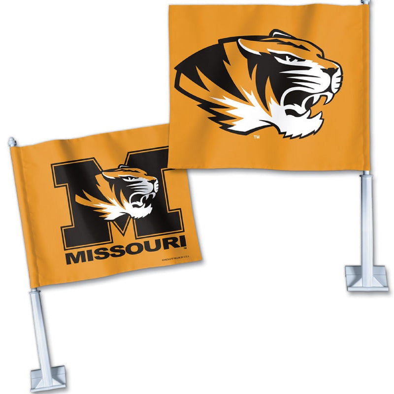 University of Missouri Car Flag - STL Authentics