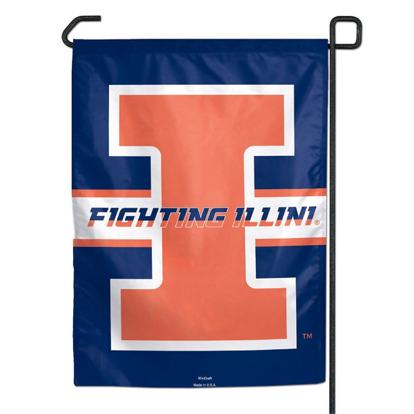 University of Illinois Garden Flag | STL Authentics