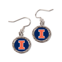 University of Illinois Earrings - STL Authentics