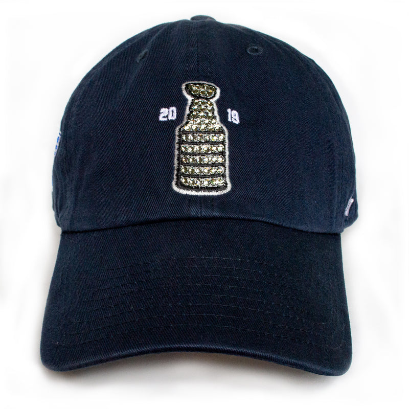 St. Louis Blues Cup BLING Hat - STL Authentics