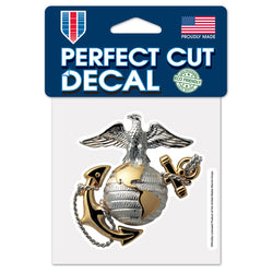 Marines WinCraft 4x4 Perfect Cut Color Decal | STL Authentics