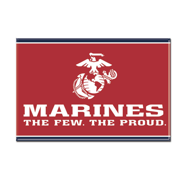 Marines WinCraft 2x3 Metal Fridge Magnet - STL Authentics