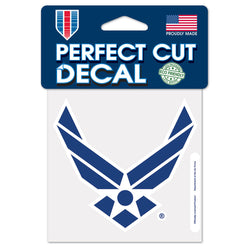 Air Force WinCraft 4x4 Perfect Cut Color Decal | STL Authentics