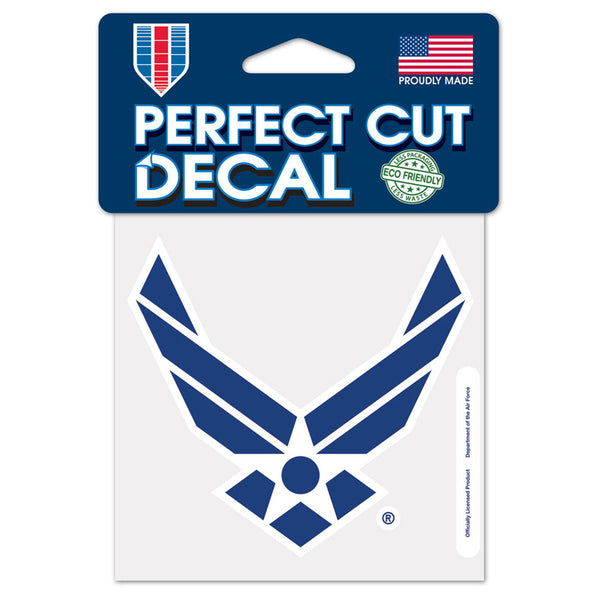Air Force WinCraft 4x4 Perfect Cut Color Decal - STL Authentics