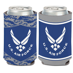 Air Force WinCraft 12oz Can Cooler | STL Authentics