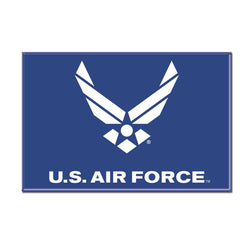 Air Force WinCraft 2x3 Metal Fridge Magnet - STL Authentics