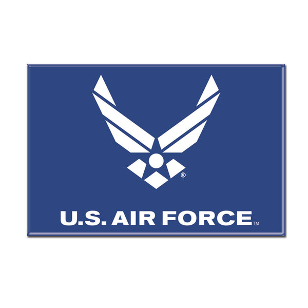 Air Force WinCraft 2x3 Metal Fridge Magnet | STL Authentics