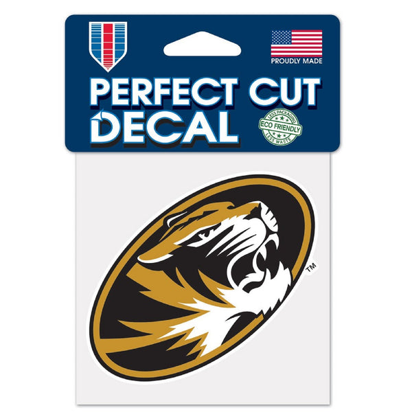 University of Missouri Oval Decal - STL Authentics