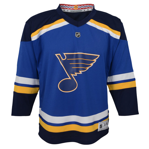 St. Louis Blues Outerstuff Youth NHL Alex Pietrangelo #27 Home Replica Jersey - Blue - STL Authentics