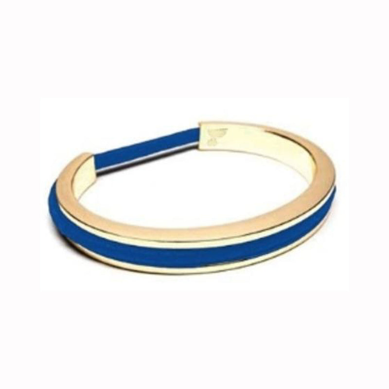 St. Louis Blues 2-in-1 Cuff Bracelet and Hairband - STL Authentics