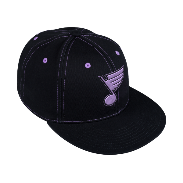 Adidas Men's Flat Brim Hockey Fights Cancer