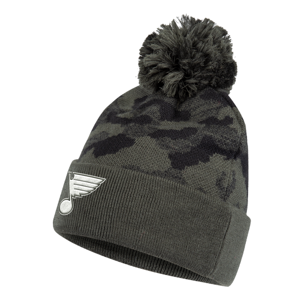 Adidas Military Appreciation Cuffed Knit Pom