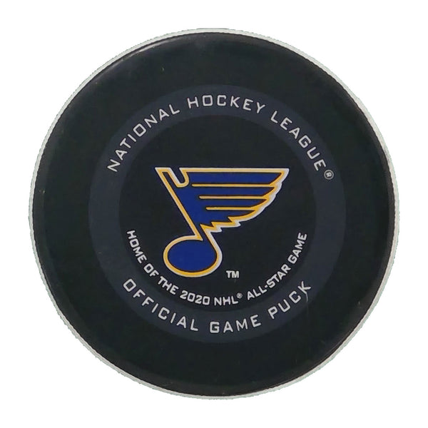 Panthers Goal Scored Puck #68 Mike Hoffman - March 9, 2020