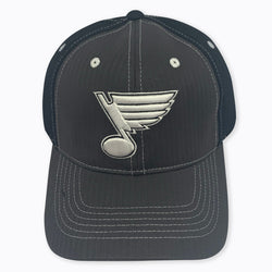St. Louis Blues Pinstripe Hat - STL Authentics