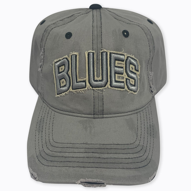 St. Louis Blues Garage Washed - STL Authentics