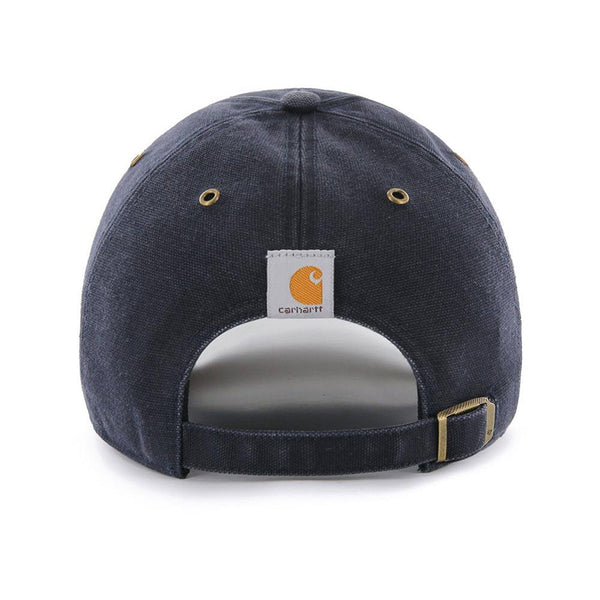 St. Louis Blues Carhartt x '47 Brand Clean Up Adjustable Slouch Hat - Navy