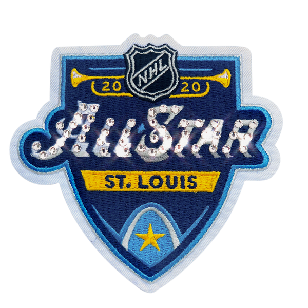 All-Star Patch with Swarovski Crystal