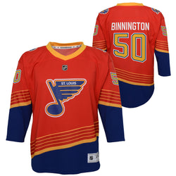 Youth NHL Special Edition Jersey - Binnington #50