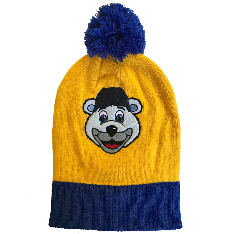 Youth Knit Louie Cuffed Knit Hat
