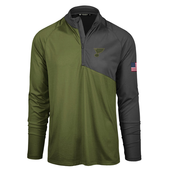 Levelwear Military Appreciation 1/4 Zip