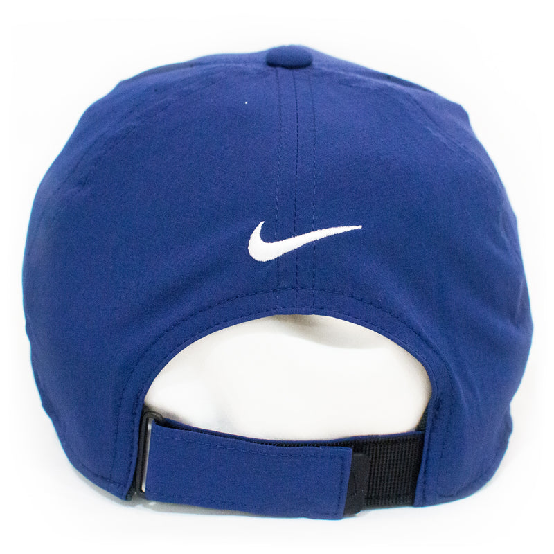 St. Louis Blues NIKE Perforated Hat - Adjustable - STL Authentics