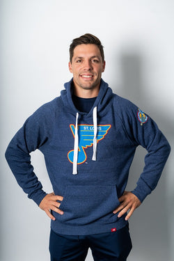 RETRO OLSEN FLEECE HOODIE - STL Authentics