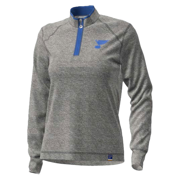 PLAYMAKER LADIES QUARTER ZIP PULLOVER