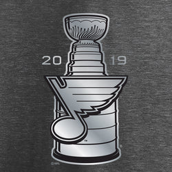 Stanley Cup Champions Trophy Tee