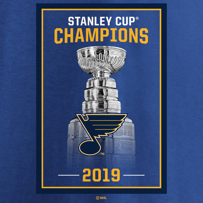 St Louis Blues BANNER Tee