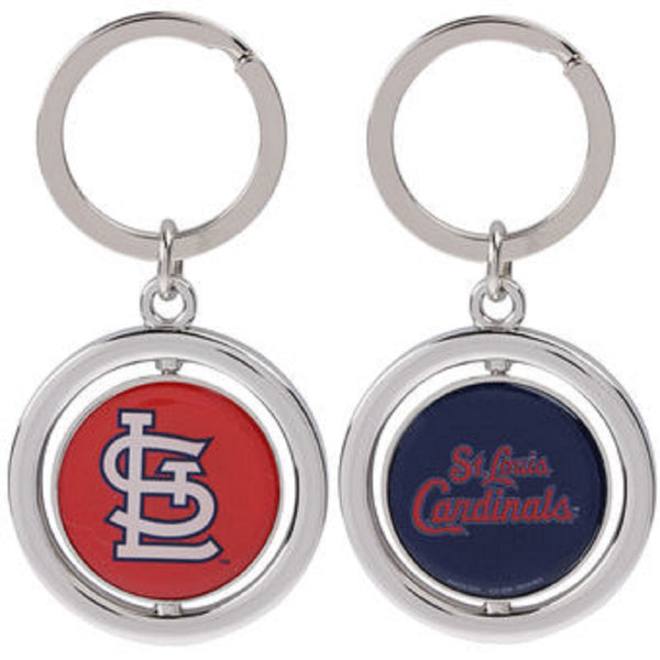 St. Louis Cardinals Spinner KeyChain | STL Authentics