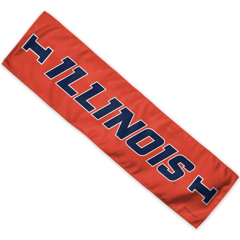 University Of Illinois Cooling Towel - STL Authentics