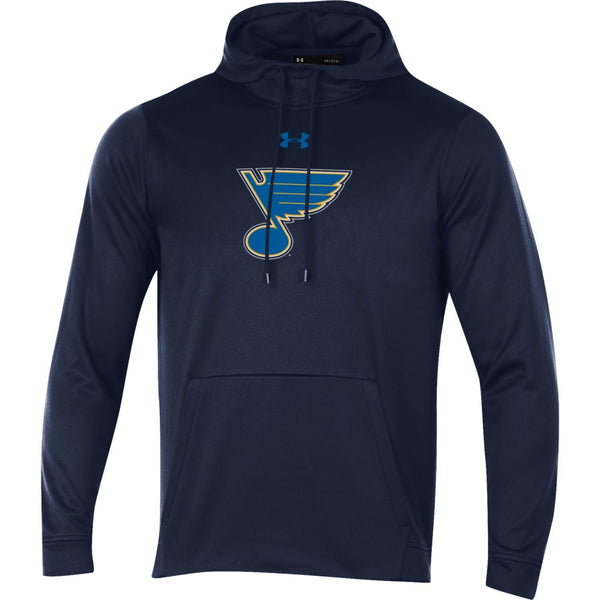 St. Louis Blues Under Armour Full Note Hood - STL Authentics