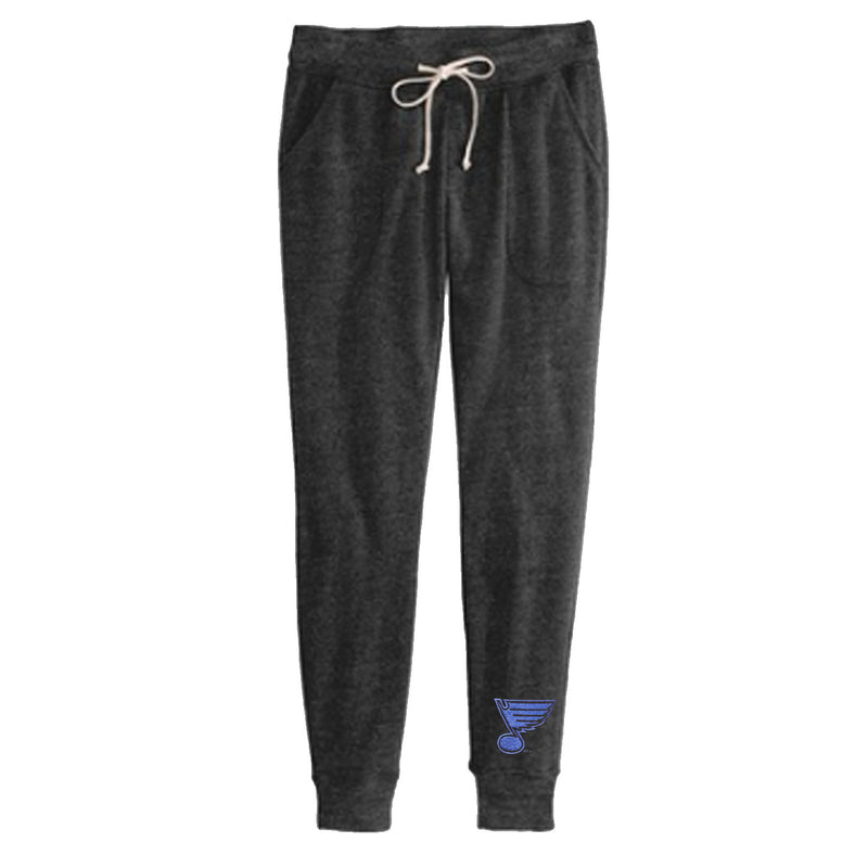 Blues Better Halves Women's Charcoal Sweatpants