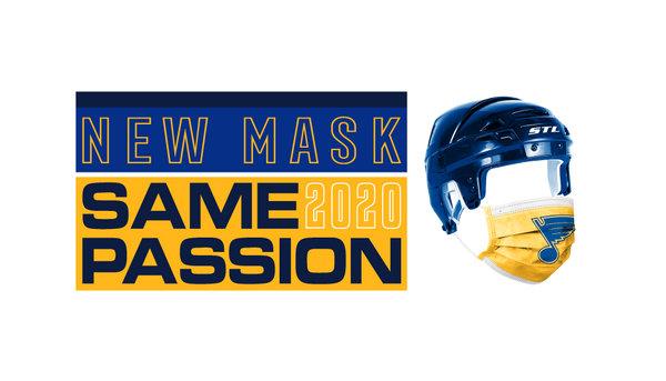 New Mask. Same Passion 2020 - STL Authentics