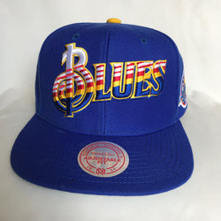 Mitchell & Ness Vintage Adjustable Treble Wordmark Snapback