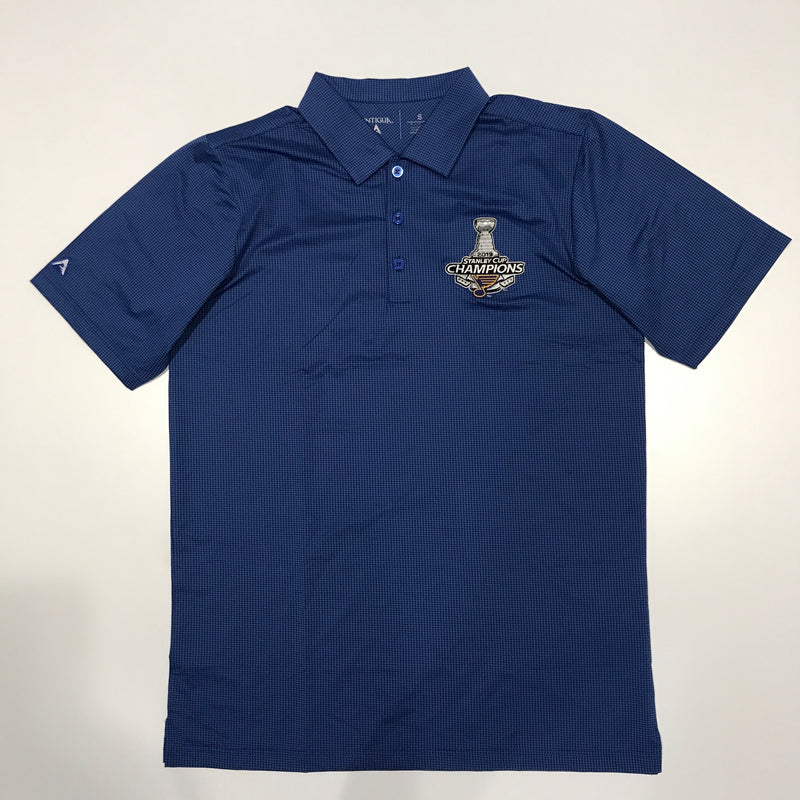 Antigua Men's Stanley Cup Champions Polo