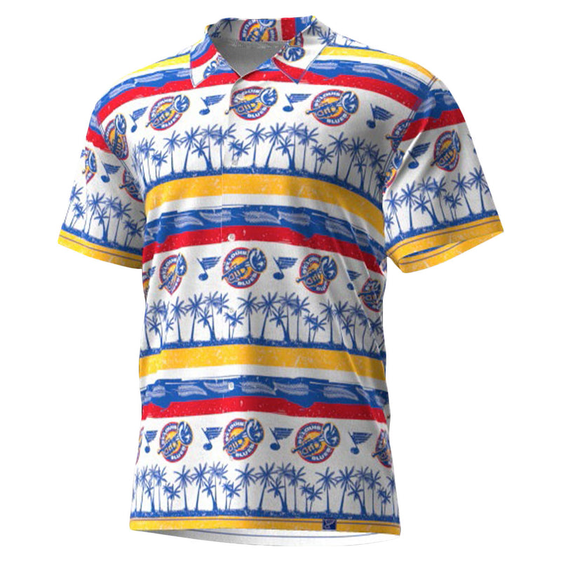 CELLY CAMP SHIRT -HAWAIIAN