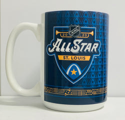 NHL All-Star 2020 15oz Event Coffee Mug - STL Authentics