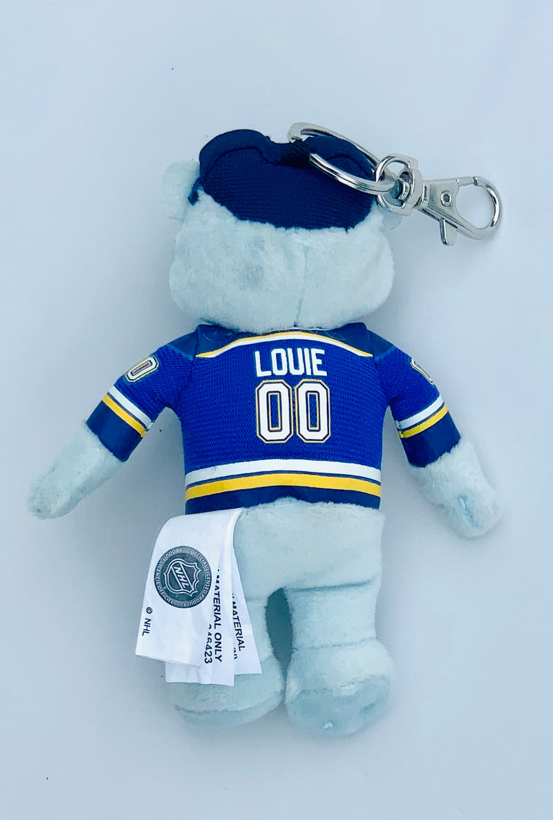 "LOUIE Name and Number 5"" Zipper Pull - STL Authentics"