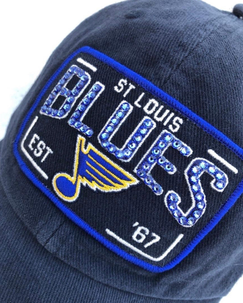 BLUES '47 MACARTHUR CLEAN UP CRYSTAL HAT