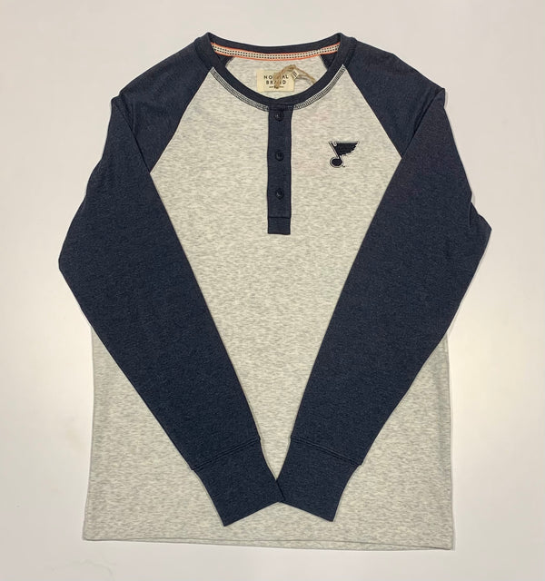 The Normal Brand Men's Henley Puremeso