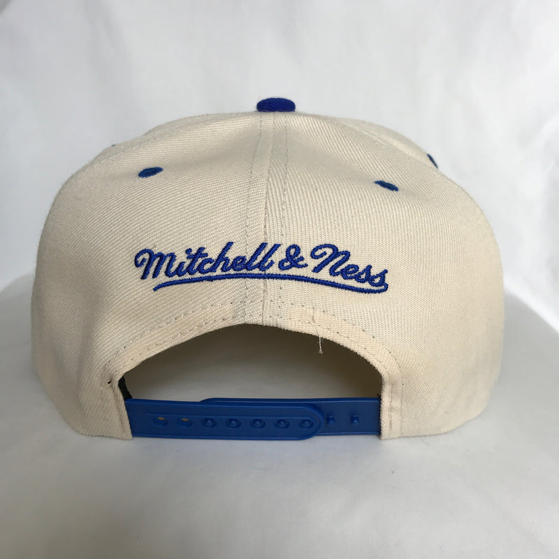 Mitchell & Ness Vintage Adjustable Treble Snapback