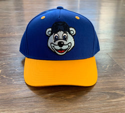 Youth St. Louis Blues Louie Mascot Snapback Hat
