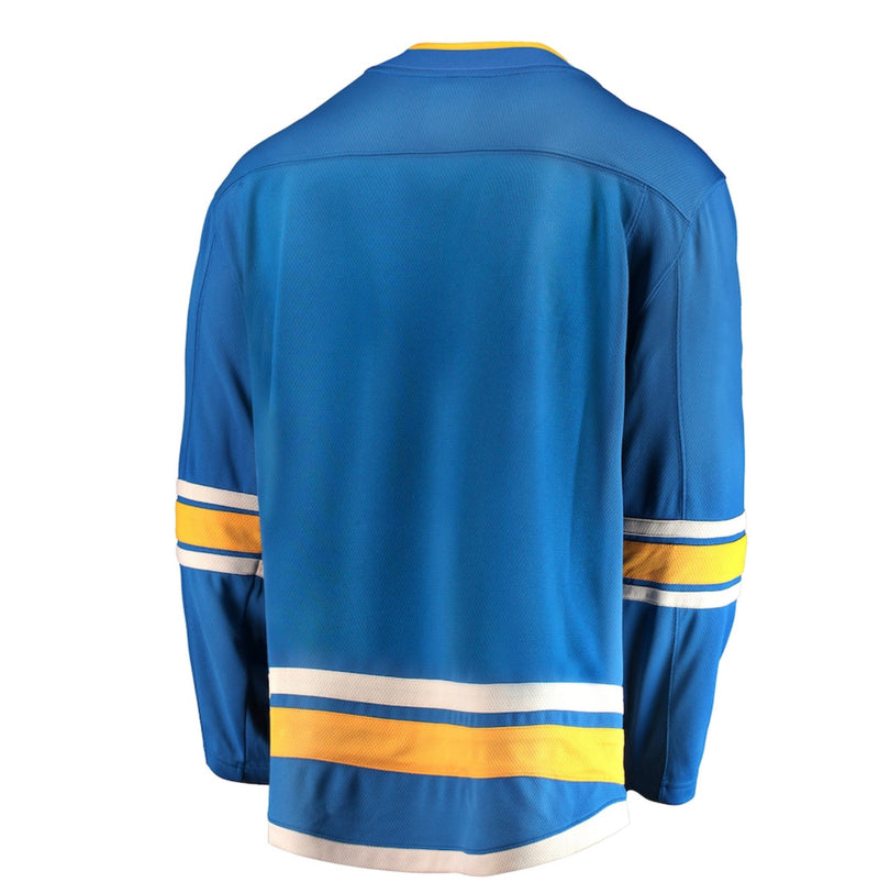 St. Louis Blues Men's NHL Alternate Breakaway Jersey- Blank or Custom - STL Authentics