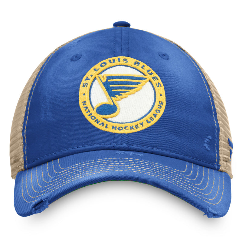 St. Louis Blues True Classic Adjustable Hat - STL Authentics